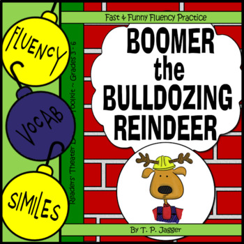Reindeer Readers' Theater - Christmas Readers' Theater Script & More-Grades 3-6
