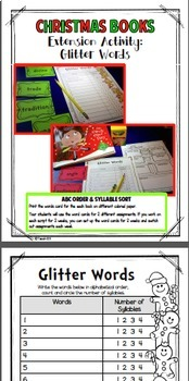 Gingerbread Activity Christmas Readers Theater