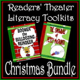 Winter Readers Theater - Christmas Readers Theater Scripts & Reading Activities