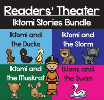 Readers' Theater: Classic Iktomi Stories Bundle