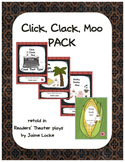 Readers' Theater: Click, Clack, Moo PACK