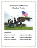 Readers' Theater - Defending Fort McHenry - National Anthe