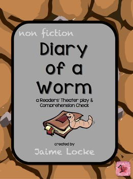 Readers' Theater: Diary of a Worm (Non-Fiction)