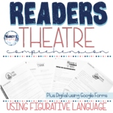Figurative Language Activity using Readers Theater Scripts 4th grade & 5th grade