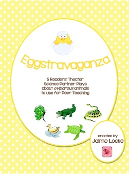 Readers' Theater: Eggstravanga (Non-Fiction)
