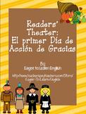 Readers' Theater: El primer Día de Acción de Gracias (a Thanksgiving play)