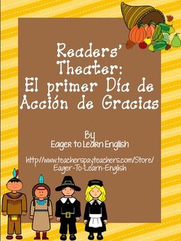 Readers' Theater: El primer Día de Acción de Gracias (a Th