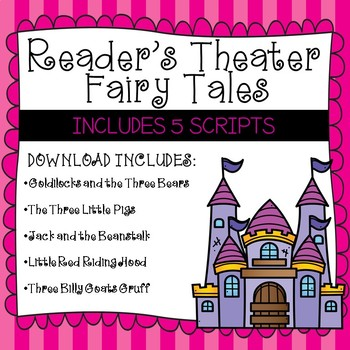 Reader's Theater Fairy Tales