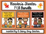 Reader's Theater {Fall Bundle}