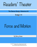 Readers' Theater: Force and Motion