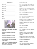 Readers Theater Frog and Toad The Button