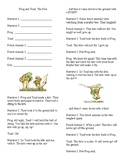 Readers Theater Frog and Toad The Kite