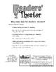 Readers' Theater, Grade 6