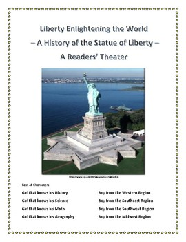 Readers' Theater - History of the Statue of Liberty