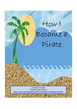 Reader's Theater, How I became a Pirate, Common Core Aligned