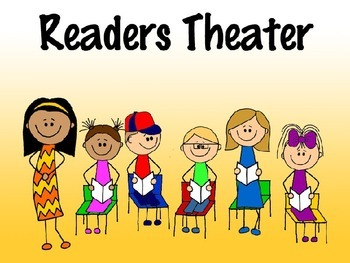 Readers Theater Introduction Slide