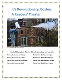 Readers Theater - It's Revolutionary Boston - History and Geography Themes