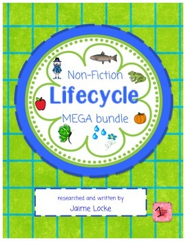 Readers' Theater: Lifecycles Non-Fiction MEGA pack
