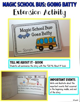 Readers Theater There Was an Old Lady and Magic School Bus Going Batty