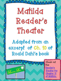 Reader's Theater: Matilda Chapter 10