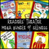 Readers' Theater Mega Bundle of Silliness-Scripts, Poems,