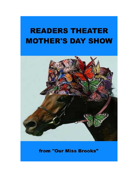 Readers Theater Mother's Day Show