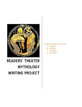 Readers' Theater Mythology Writing Project
