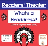 Readers' Theater: Native American Headdress Activity