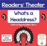 Readers' Theater: Native American Headdress Activity