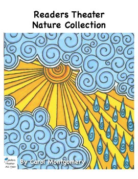 Nature Readers Theater for Science (frogs, foxes, fish, birds, fireflies, seeds)