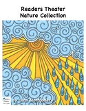 Nature Readers Theater–frogs–foxes–fish–birds–firefly–seeds–water cycle–spring