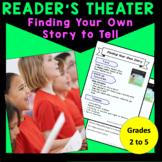 Nessa's Story: Reader's Theater