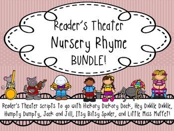 Reader's Theater - Nursery Rhyme BUNDLE!