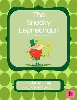 Readers' Theater Partner Play: The Sneaky Leprechaun