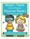 Reader's Theater - Partner Plays for Advanced Readers {End of the Year}