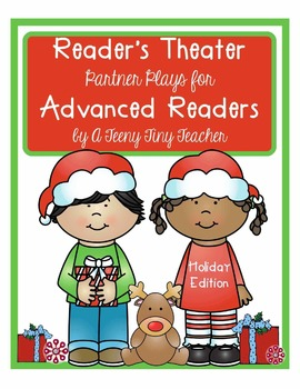 Reader's Theater - Partner Plays for Advanced Readers {Holiday Edition}