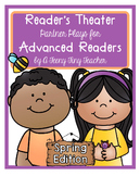 Reader's Theater - Partner Plays for Advanced Readers {Spr