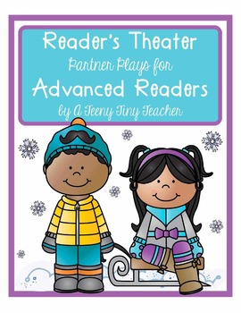Reader's Theater - Partner Plays for Advanced Readers {Winter Edition}
