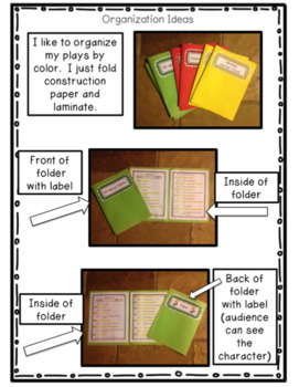 Reader's Theater - Partner Plays for Beginning Readers {Any Time of the Year}