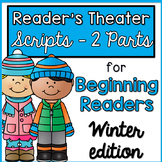 Reader's Theater Scripts for Beginning Readers {Winter Edition}