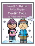 Reader's Theater - Partner Plays for Kinder Kids! {Winter
