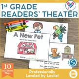 Readers' Theater Passages 1ST GRADE
