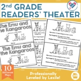 Readers' Theater Passages 2ND GRADE