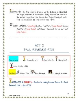 Readers' Theater: Paul Revere