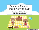 Reader's Theater Picnic Activity Pack - Featuring an Original Story!