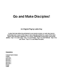 Vacation Bible School Skits/Reader's Theater- Go and Make