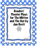 Readers' Theater Plays for The Mitten and The Hat by Jan Brett
