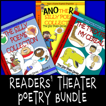Readers' Theater Poetry Bundle (grades 3-6)