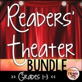Readers Theater Popsicle Puppet Plays Bundle