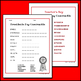 Presidents Day - Readers Theater Holiday Script, Reading & Activity Packet